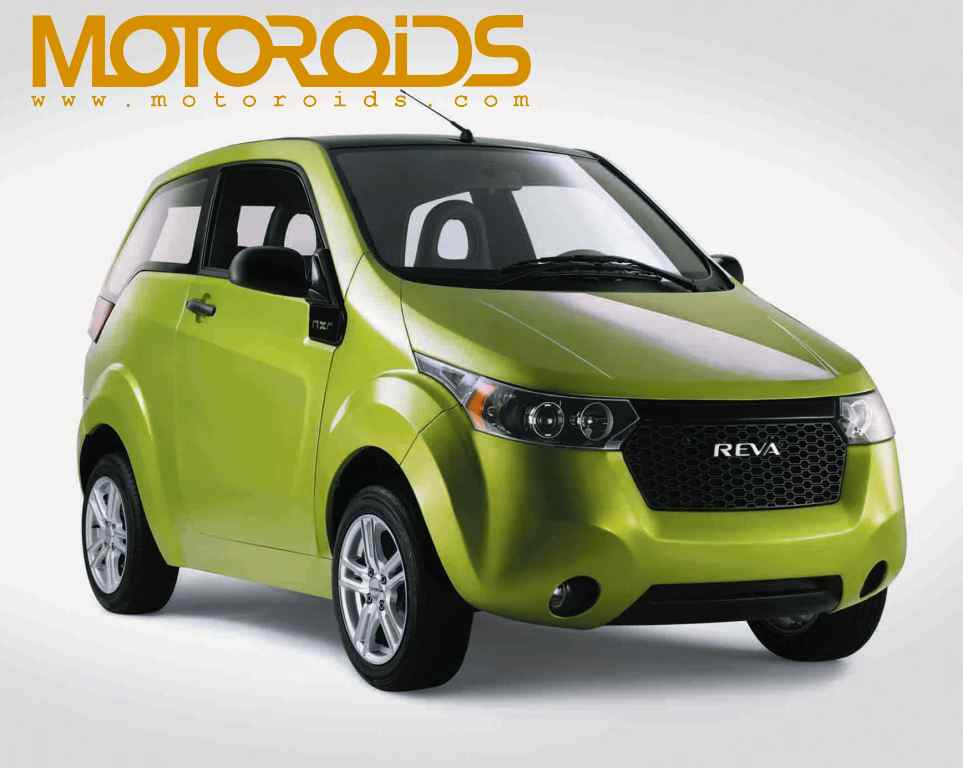 mahindra acquires majority stake in the Reva motor company of bangalore