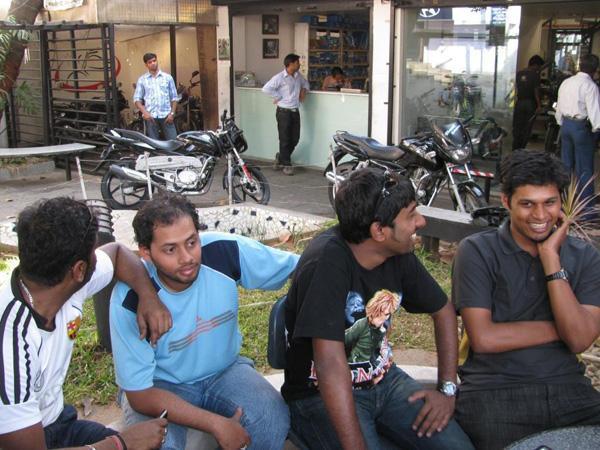 Bangalore MotoMeet