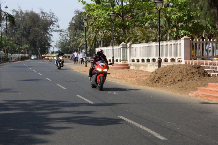 Goa MotoMeet - www.motoroids.com