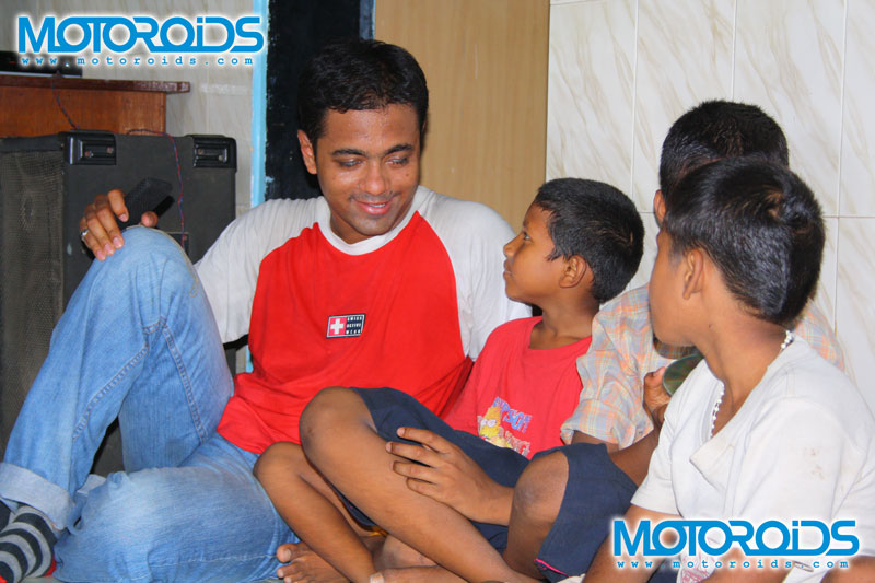 Good Samaritan Mission - Motoroids