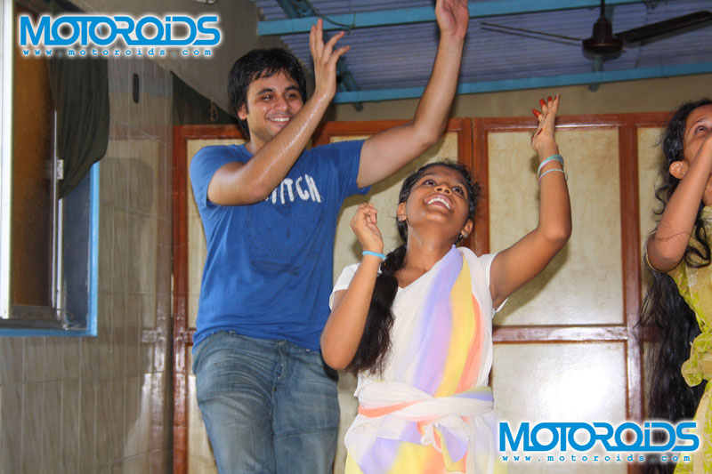 Good Samaritan Mission - Dancing - Motoroids