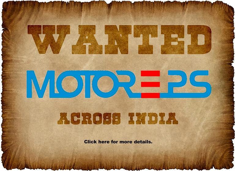 motoroids motoreps wanted