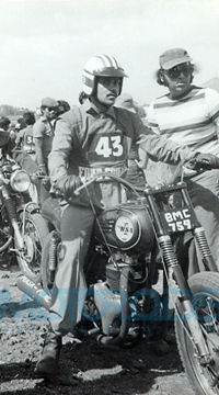 Shreekant Apte, India, motorcycle racers, rally riders, motoroids,