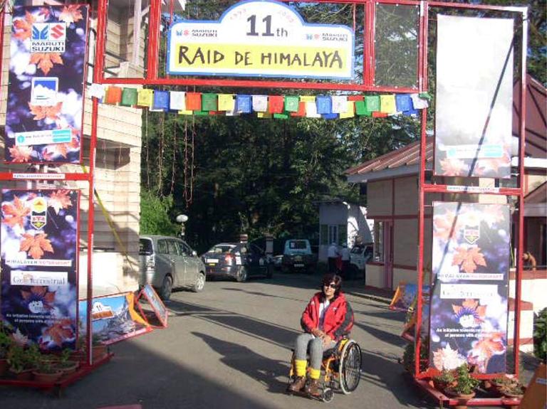 deepa malik, paraplegic biker, motoroids,