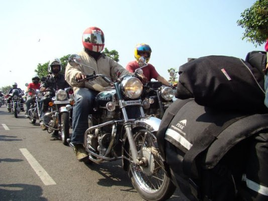 awareness, ride for safety 2009