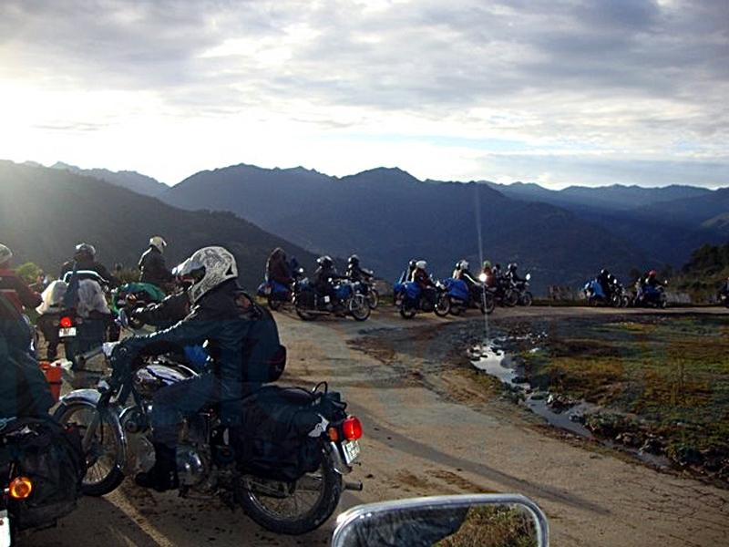 Reram Royal Enfield club from Shillong