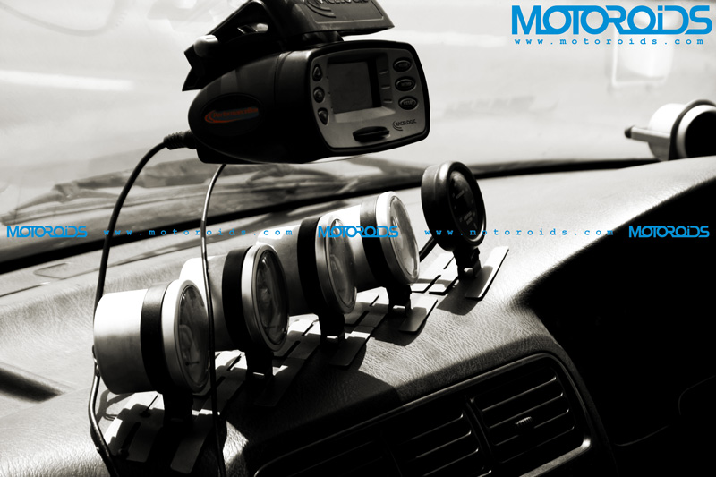 jitendra Suri, jeetu's Honda city VTEC producing 400 bhp