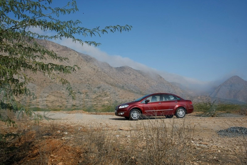 road trip from Pune to Delhi in a Fiat Linea