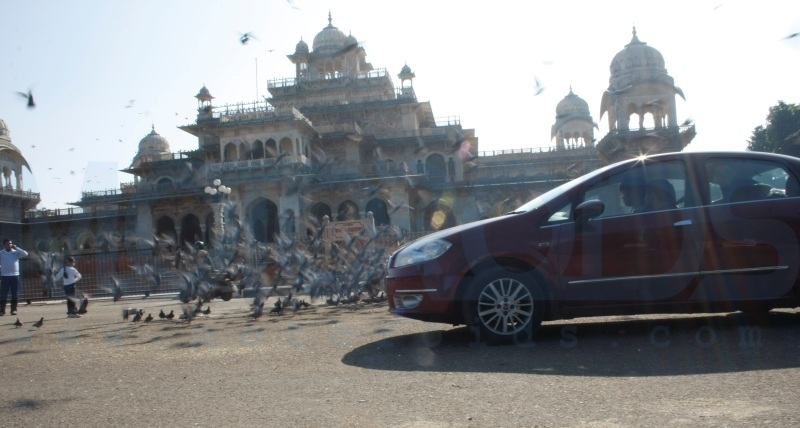 Road trip to attend the 2010 auto expo