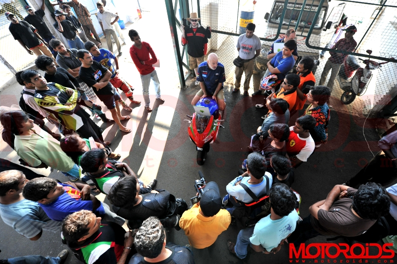 Red Rooster brings California Superbike School to India