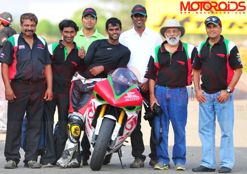 Red Rooster Racing brings California Racing School to India