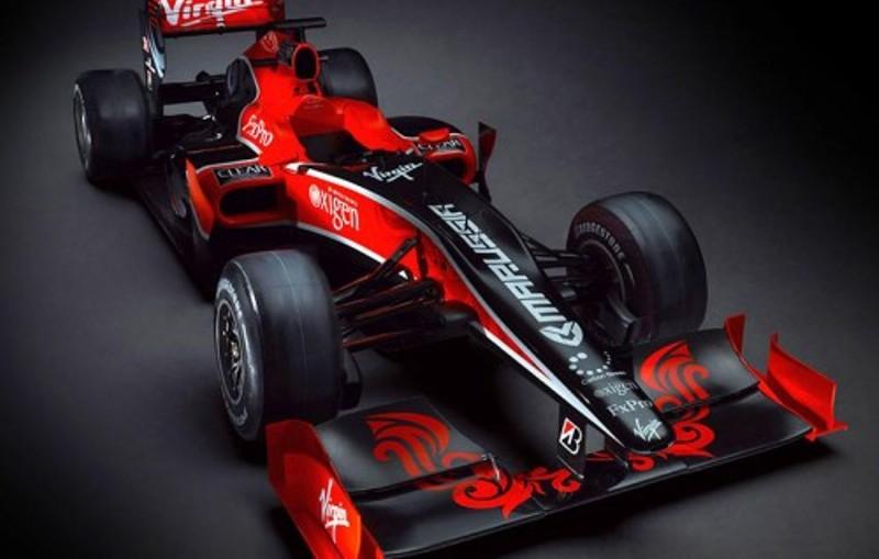 2010 virgin racing