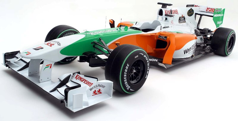 2010 force india f1