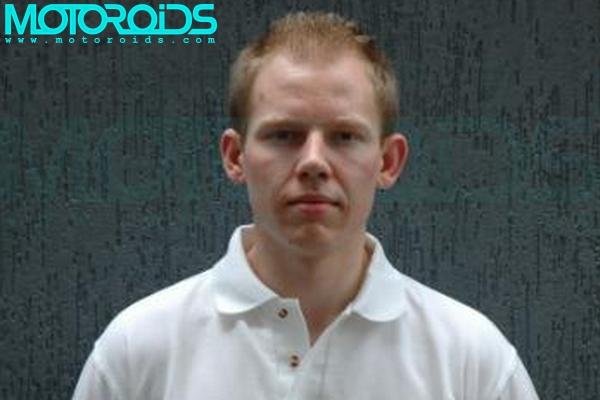 David Jones - MRF International Challenge - Motoroids