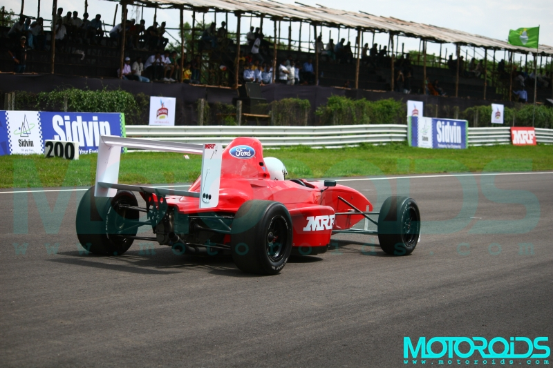 MRF Formula 1600 - Motoroids