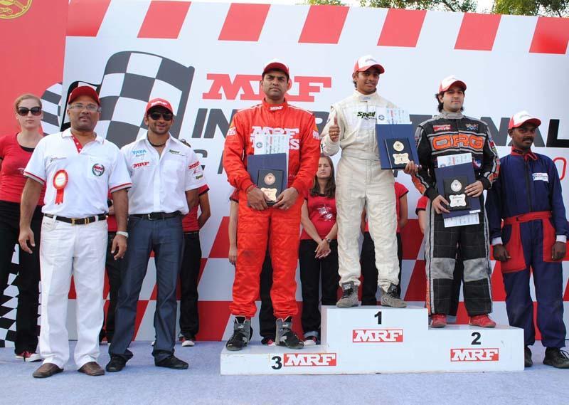 MRF International Challenge 2010 Formula 1600 Race