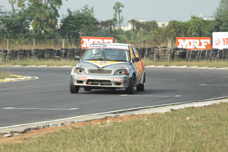 MRF International Challenge 2010