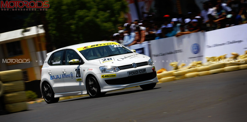 JK Tyre Volkswagen Polo Cup pictures