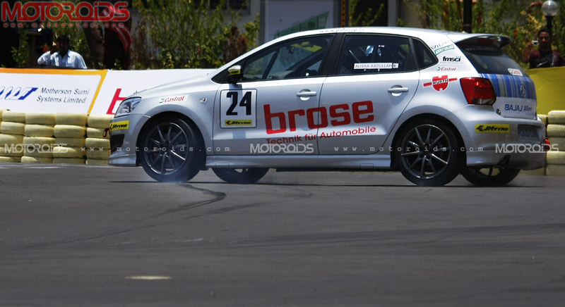 Volkswagen Jk tyre Polo Cup pictures