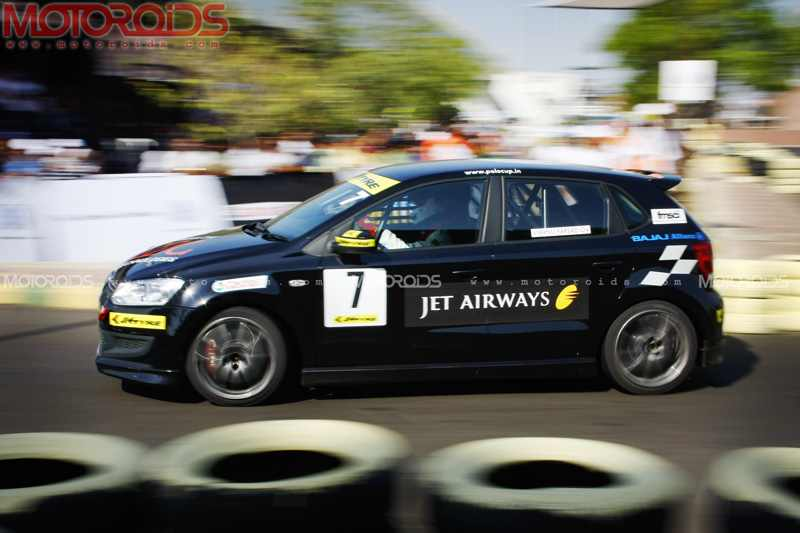 Volkwagen JK Tyre Polo Cup Inaugural Round Pictures