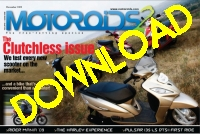Motoroids2 December 2009 issue download