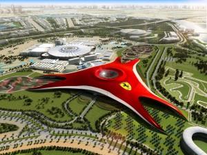 Ferrari World - www.motoroids.com