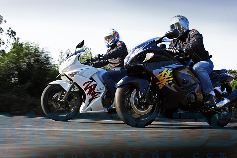 ninja 250, hayabusa, karizma zmr, review, features, images, motoroids,