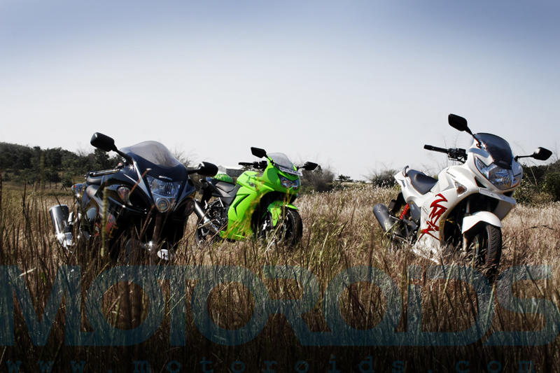 ninja 250, hayabusa, suzuki, karizma zmr, review, features, images, motoroids,