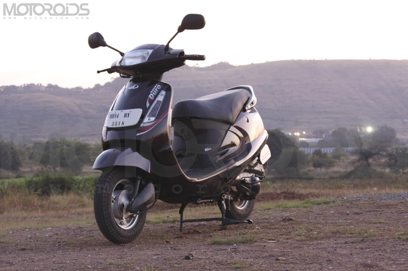 Mahindra Duro - First Ride Review