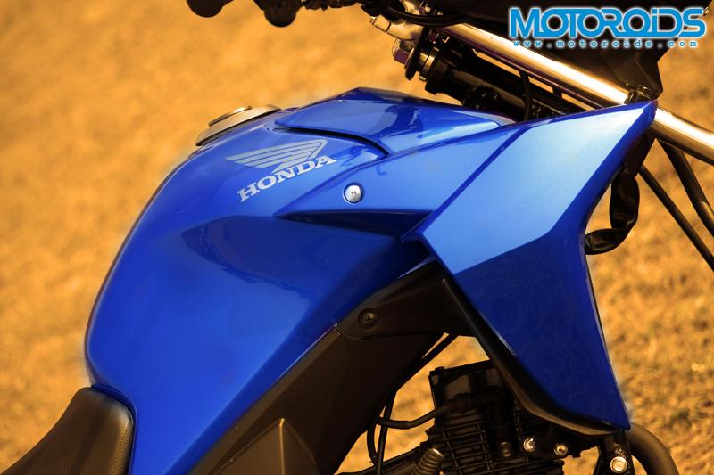 Honda CB Twister First Ride / Road Test Review
