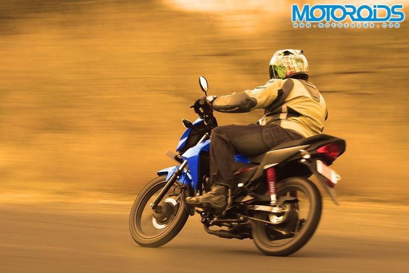 Honda CB Twister - On Road