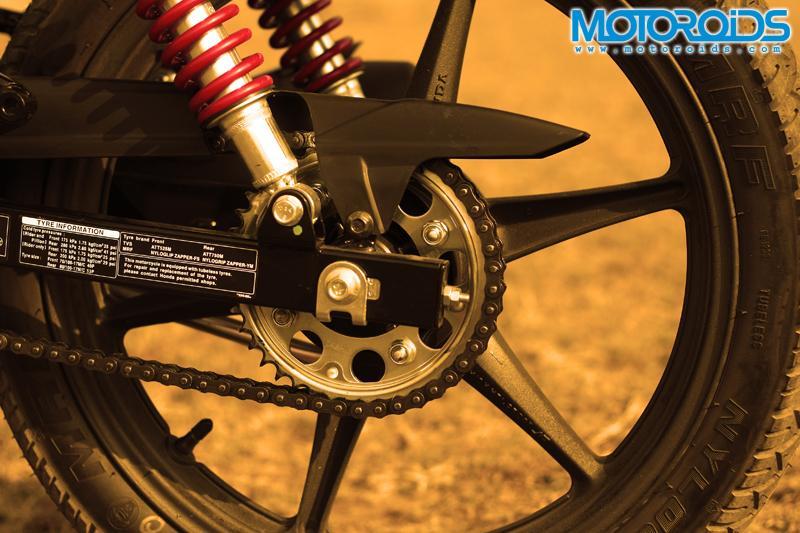Honda CB Twister Road Test Review