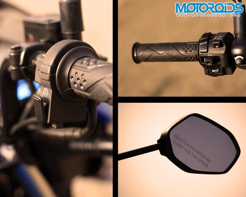 Honda CB Twister Handlebar