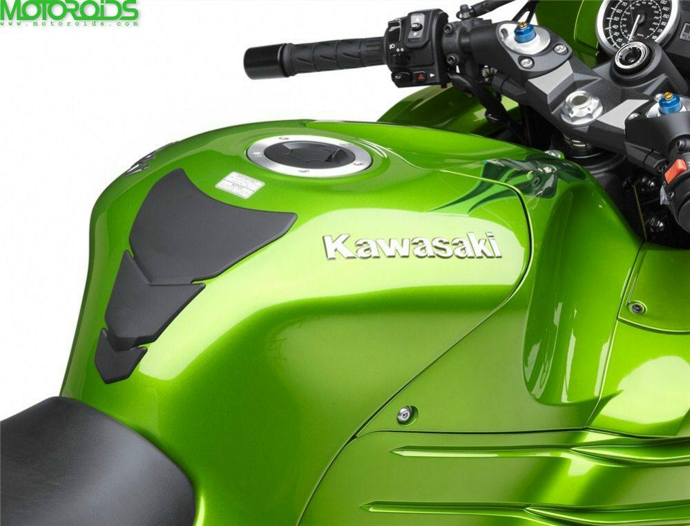 2012 Kawasaki ZZR1400