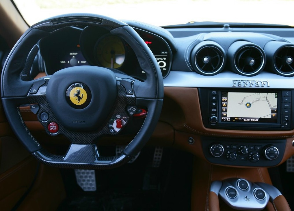 Ferrari FF india (3)