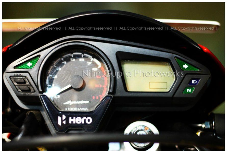 Hero MotoCorp Impulse