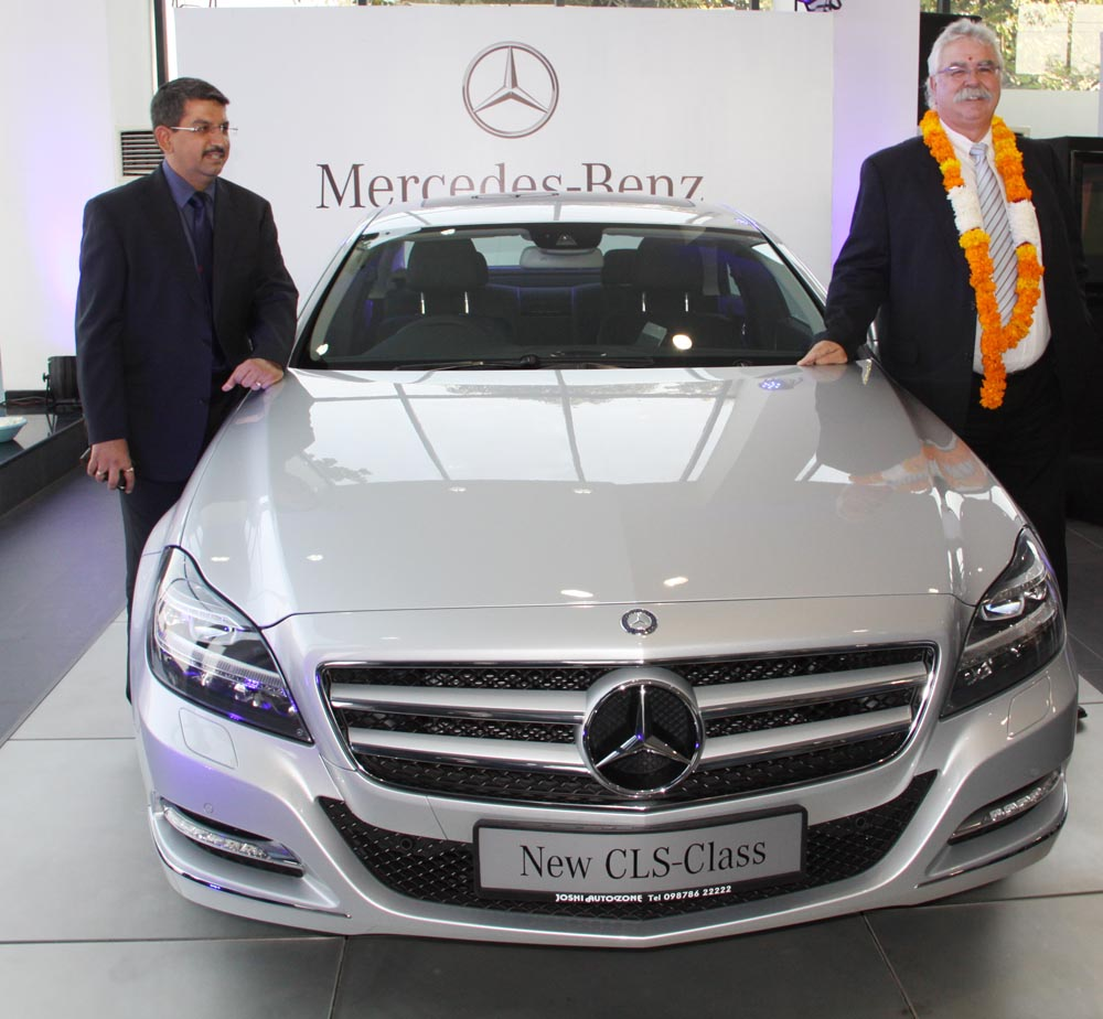 Mercedes Benz launches dealership in Ludhiana