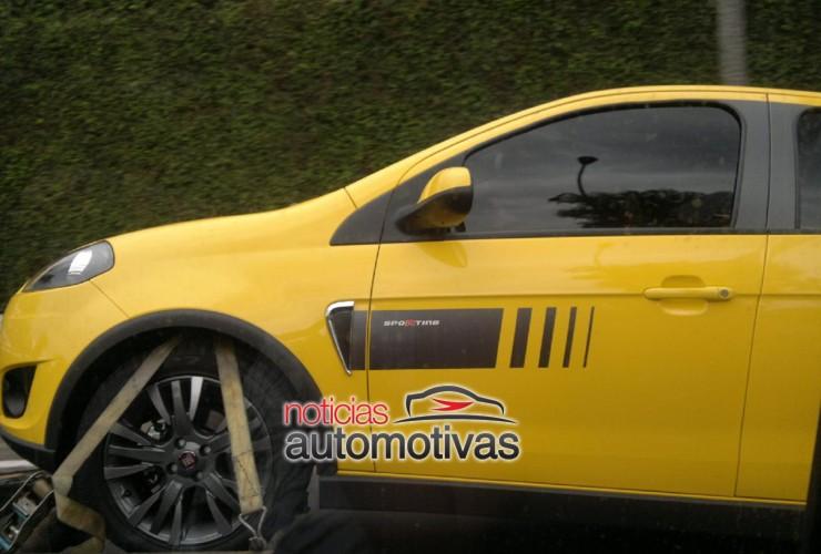 New Fiat Palio