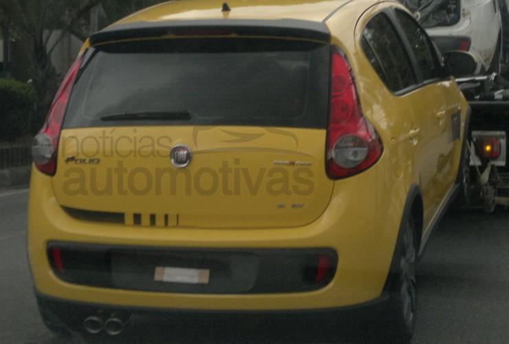 New 2012 Fiat Palio