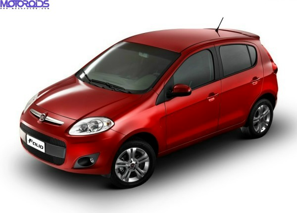 new 2012 Fiat Palio (1)
