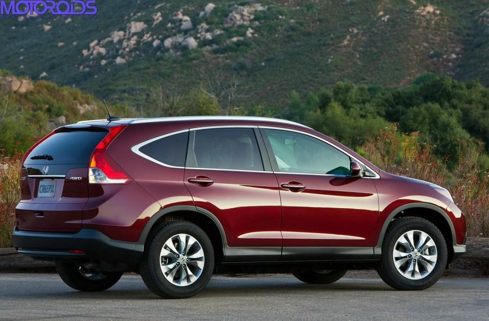2012 CR-V, New Honda CR-V, Honda CR-V images (7)