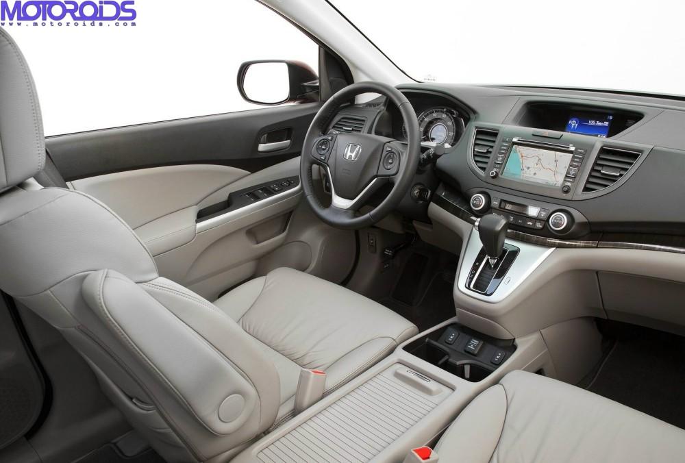 2012 CR-V, New Honda CR-V, Honda CR-V images (3)