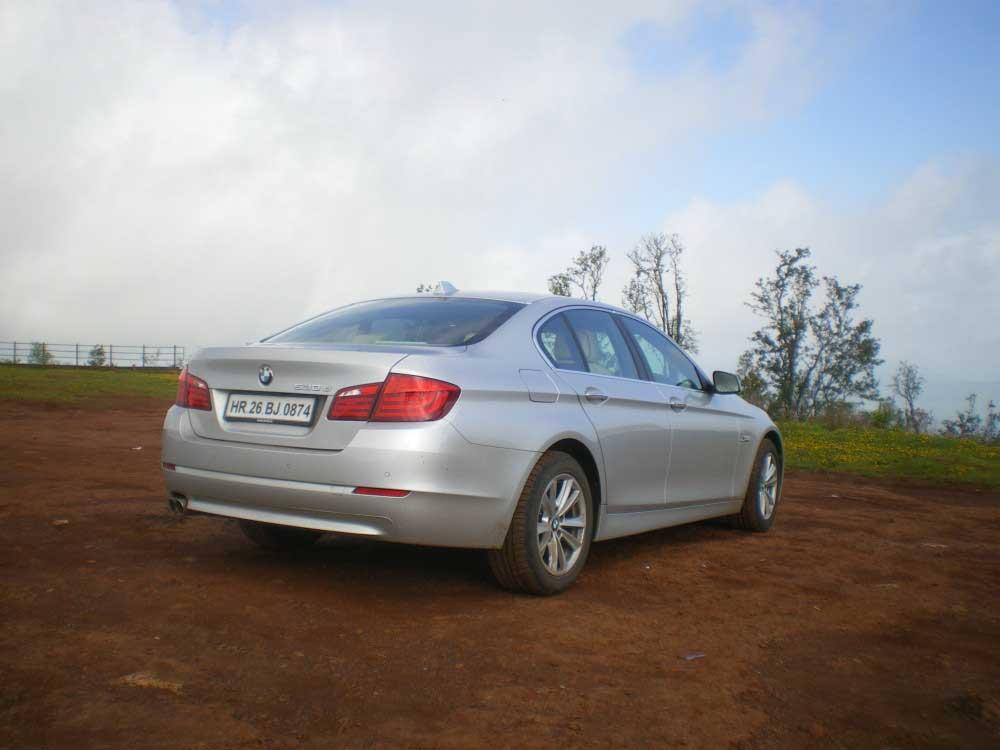 2012 BMW 530d F10 (16)