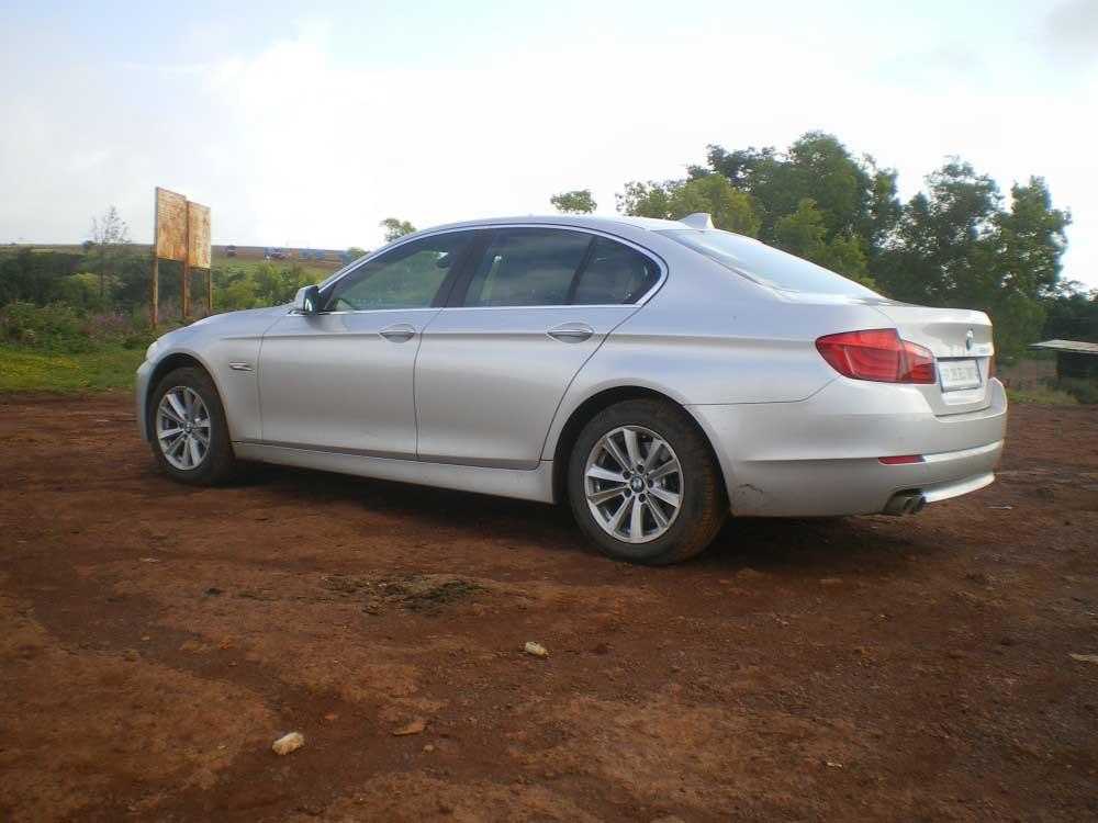 2012 BMW 530d F10 (14)