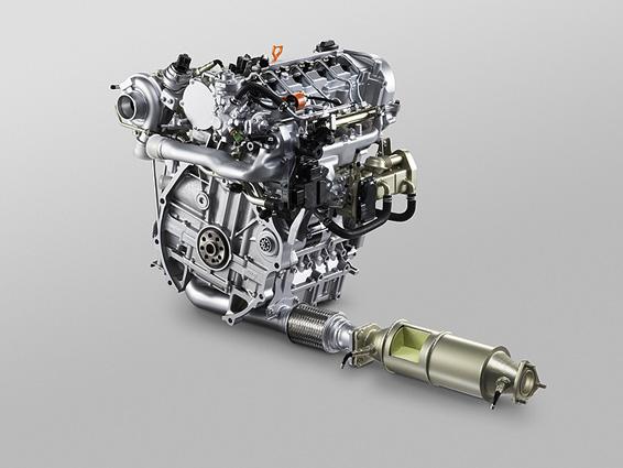 Honda 1.6 diesel