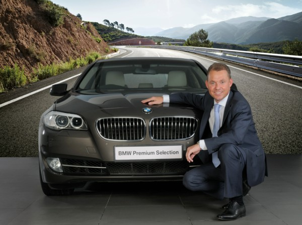 Dr. Andreas Schaaf, President, BMW India