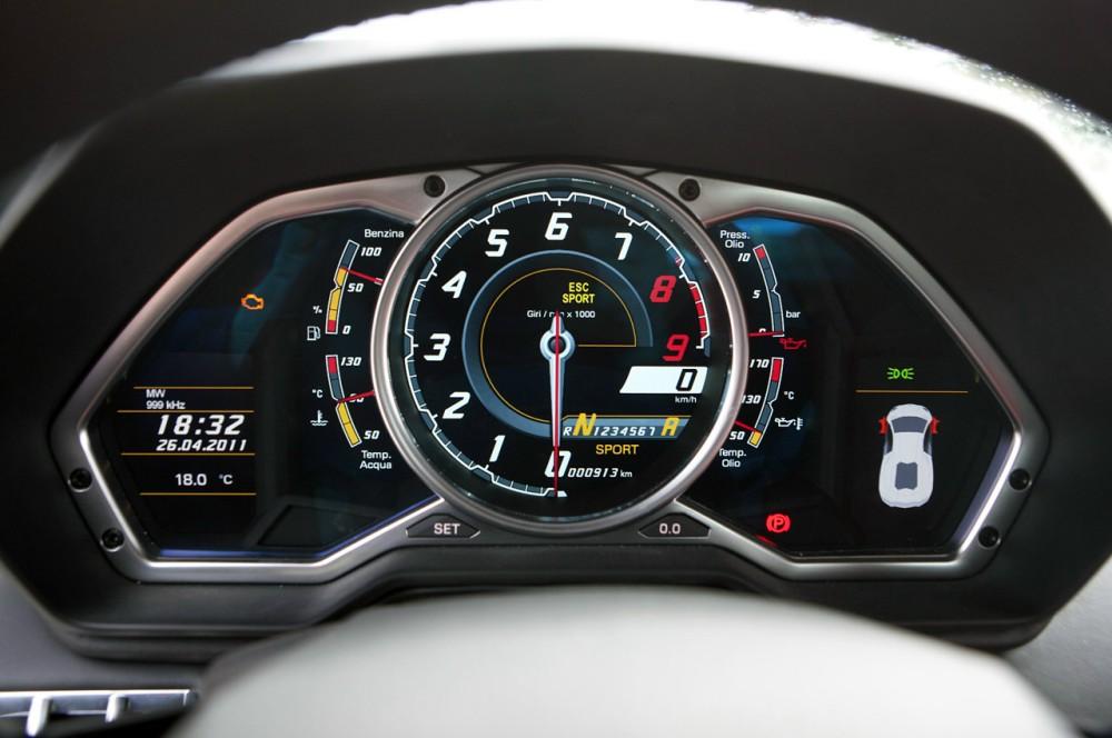 Lamborghini Aventador India (12)