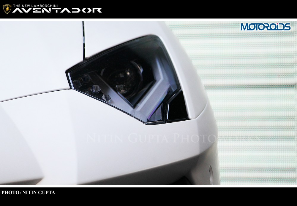 Lamborghini Aventador India (9)