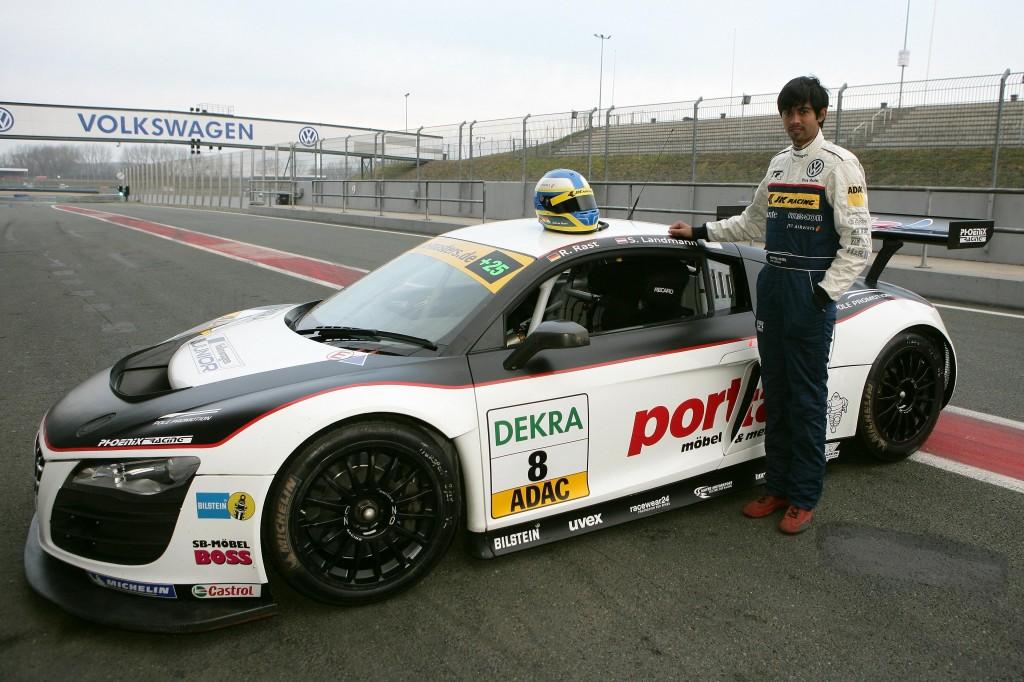 Aditya-Patel-with-the-Audi-R8-LMS-1024x682
