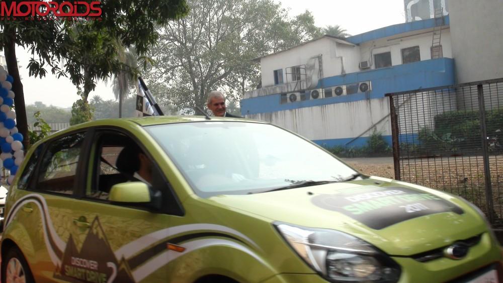 Ford Figo Discover Smart Drive 2